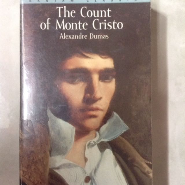 dumas the count of monte cristo Review of the count of monte cristo by alexandre dumas by curlygeek04, may 20, 2012 this is a book i've always wanted to read, and happily it met and exceeded all expectations.