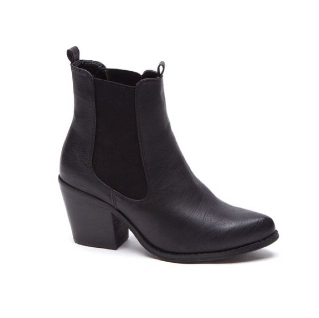 Therapy Antonio Boots (black) Size 6