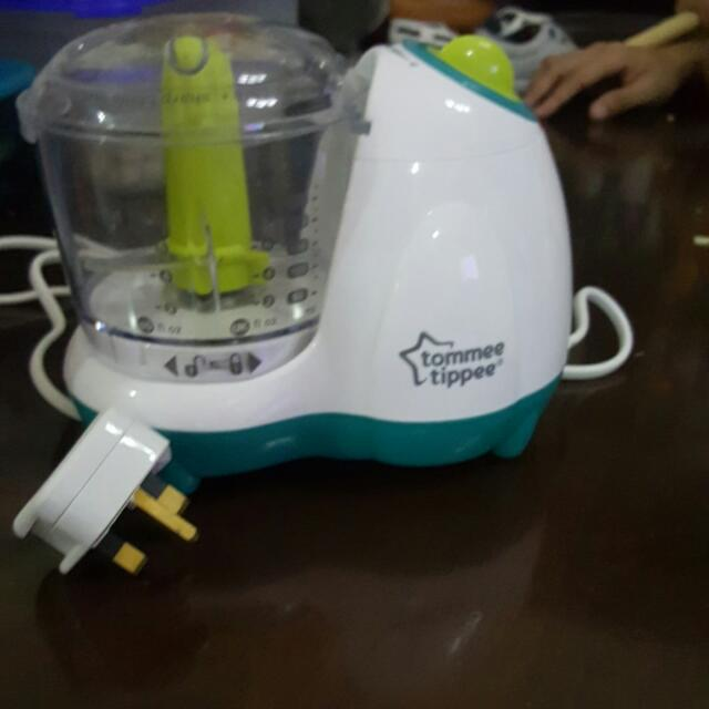 Tommee Tippee Explora Baby Food Blender On Carousell
