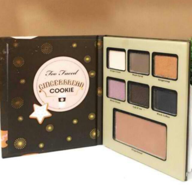 Too Faced Gingerbread Cookie