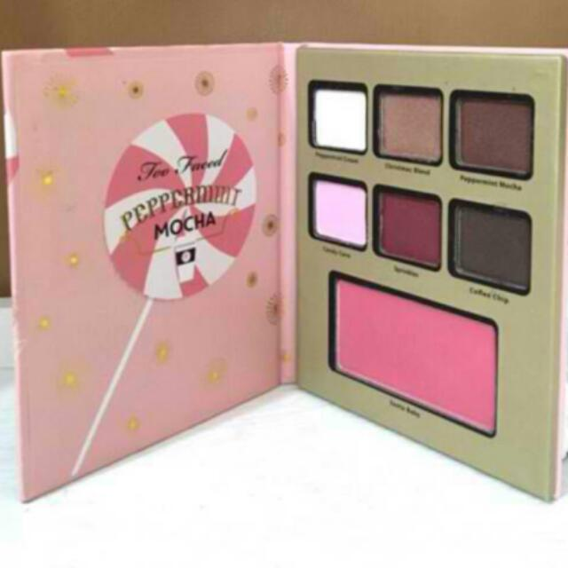 Too Faced: Peppermint Mocha