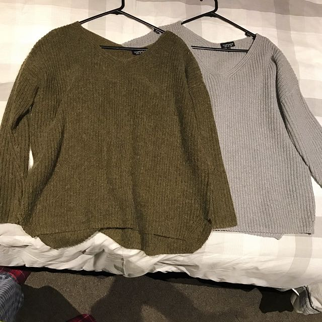 Topshop Sweaters Set