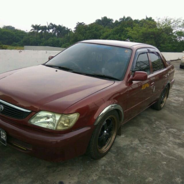 Toyota Soluna Cars For Sale On Carousell
