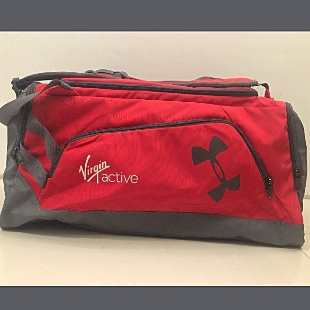 UnderArmour Virginactive Backpack Duffel Bag 03956cc534771