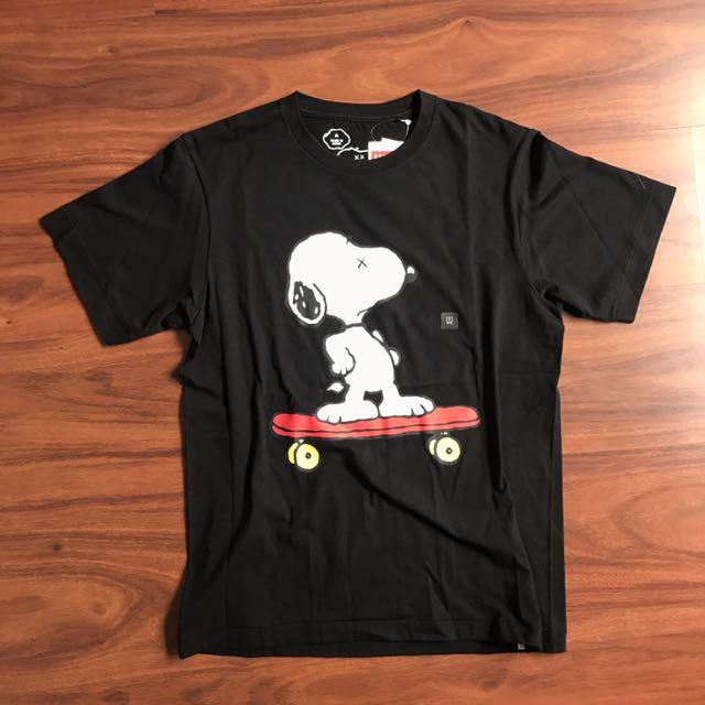 Uniqlo X Kaws X Peanuts T-shirt