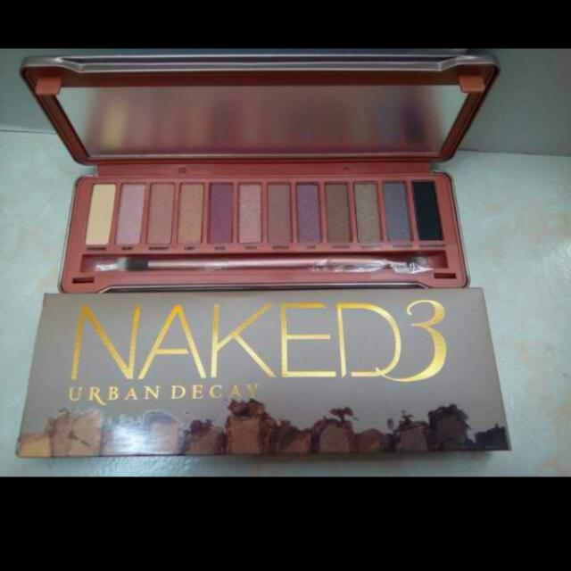 Urban Decay: Naked 3 Palette