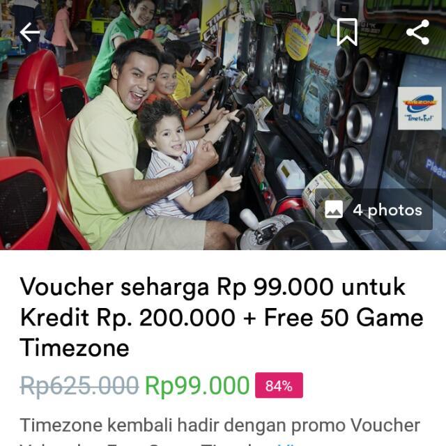 voucher timezone murah 625k