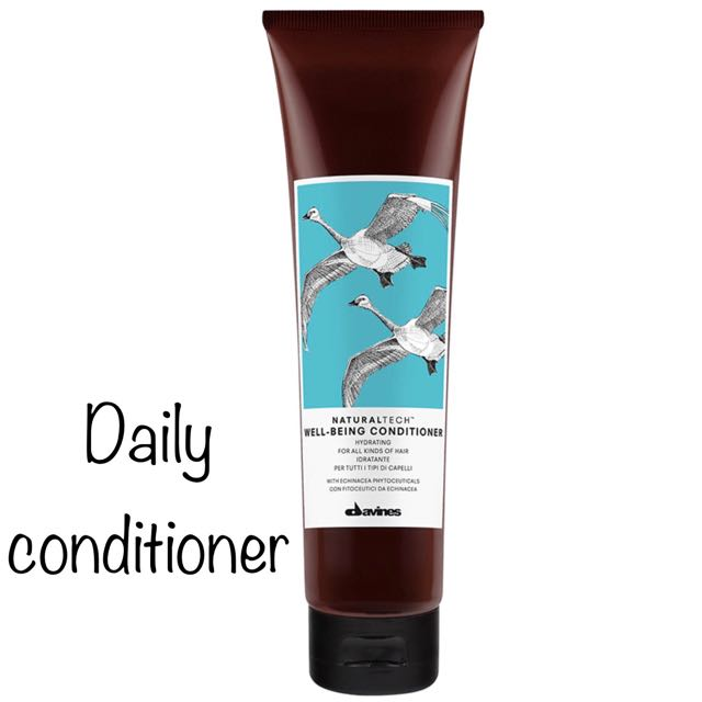Wellbeing Conditioner For All Hair Types And Sensitive Scalp