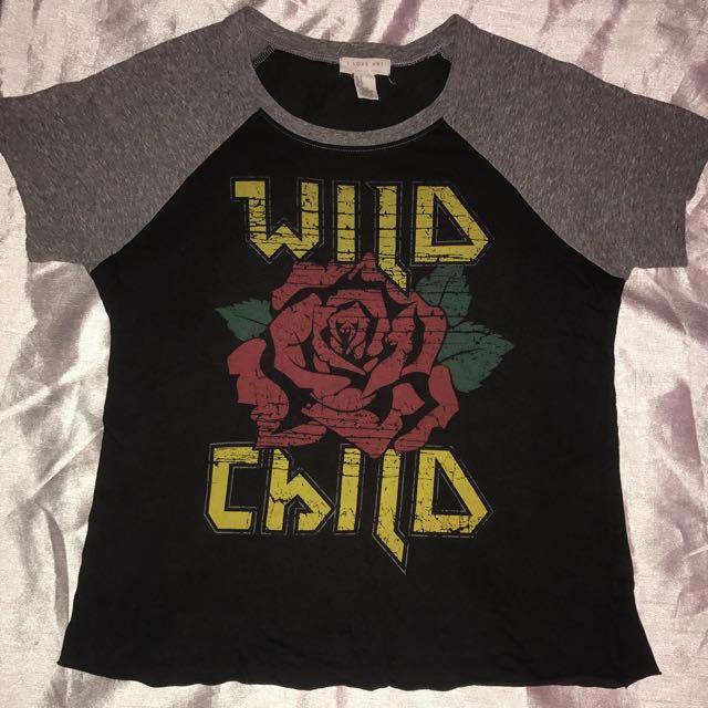 Wild Child Tee // F21