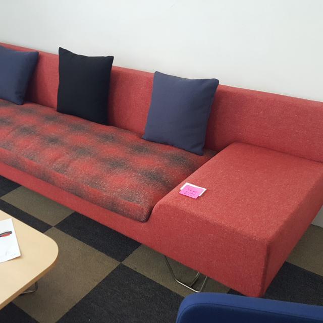 Woodmark R50 Fabric Sofa
