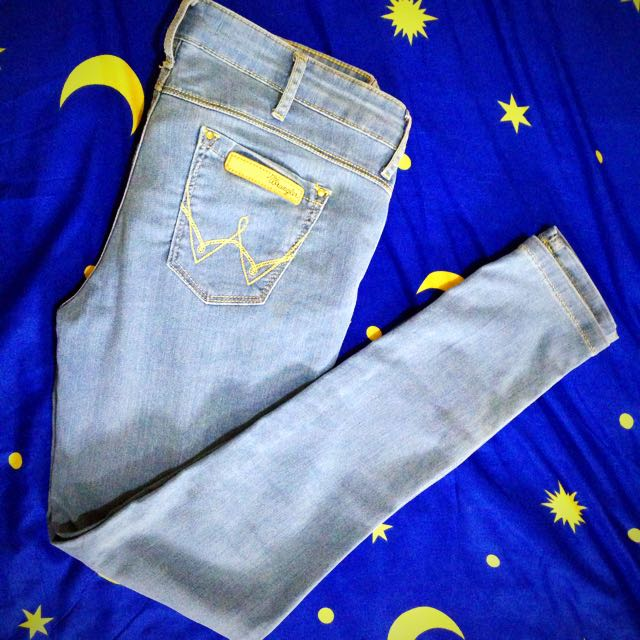 Wrangler Super Slim Jeggings
