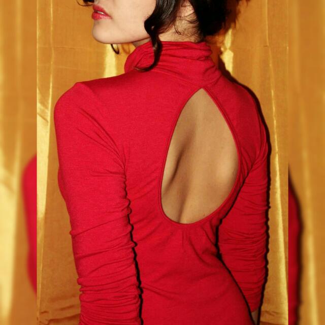 Y.R.Y.S. Keyhole Dress Size Medium