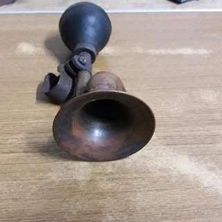 銅鐵釟咘,喇叭古董單車正老件