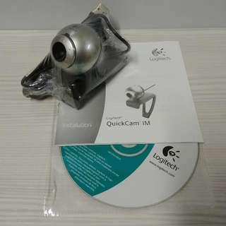 電腦眼仔 Webcam QuickCam IM 攝像頭 原價$198, 特價$50