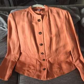 Linen Jacket Separate 16