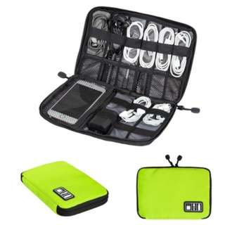 Travel Organisers Case for Earphone, USB Cables, Hard Drive (Fixed Price & Free Delivery)