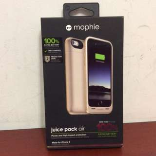Mophie Juice Pack Air for iPhone 6 - Power and high-impac- Gold