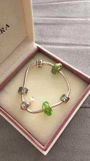 Brand New 100% Authentic Pandora Bracelet