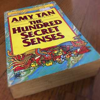 """The Hundred Secret Senses"" by Amy Tan"