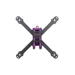 HIPPO 5 INCH 215mm 4mm Arm Thickness Carbon Fiber Frame Kit