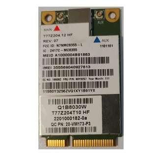 GOBI3000 MC8355 60Y3257 for Lenovo Thinkpad X220 T420 T520 X230 T430 T530 W520 W530