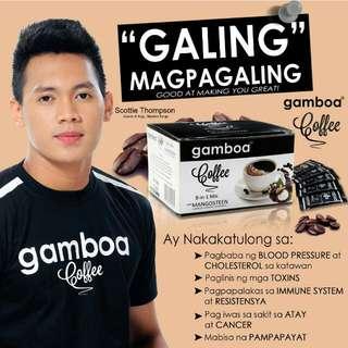 Gamboa 8in1 Coffee Mix