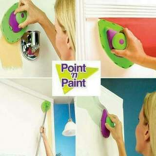 Point & Paint..Paint Roller & Tray Set Point.