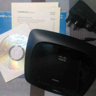 Linksys Router (Wireless-N Home Router)