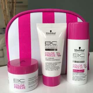 Schwarzkopf Colored Hair Maintenance Kit