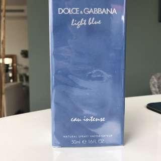 Dolce & Gabbana Light Blue Eau Intense For Women
