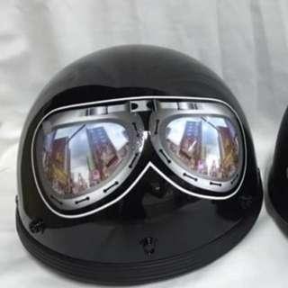 🚚 大風鏡-(飛行帽)