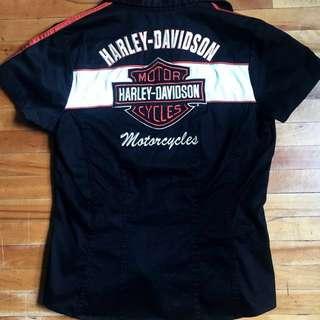 Harley Davidson T-shirt Vest
