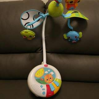 Tiny Love Baby Cot Musical Toy Tiny Love BB 床音樂轉轉