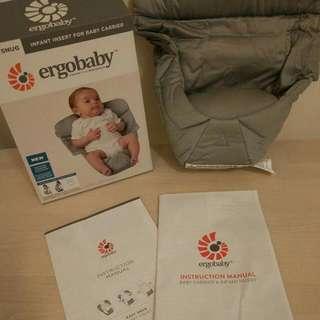 Erobaby Infant Insert Ergobaby 初生揹墊