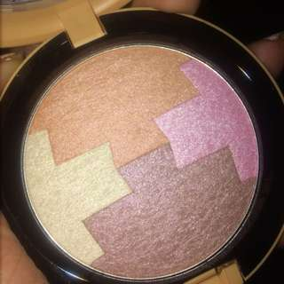 MAC Compact Gleamtones Powder