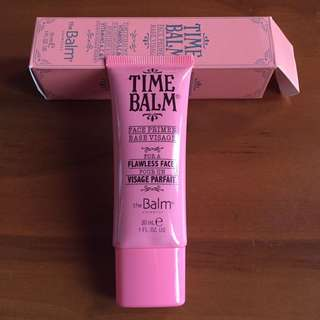 The Balm, Time Balm Face Primer Base Visage