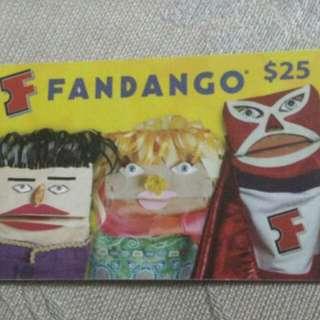 Fandago Card