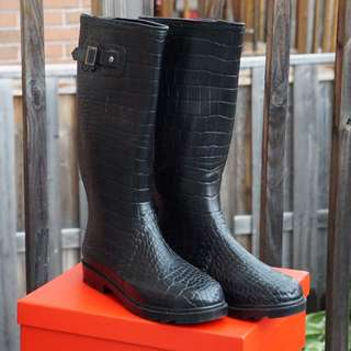 New ALDO Rain Boots Sz.9