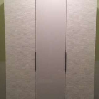 👍Beautiful all White Extra Tall Storage Units 👍