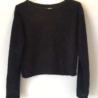 H&M Sparkling Sweater