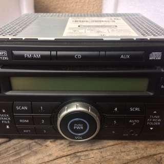 Car stereo (Nissan)