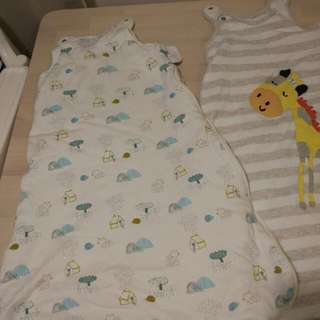 Marks And Spencer Baby Sleeping Bag 0~6 Months 瑪莎BB睡袋0~6月