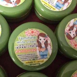 FEMININE WHITE CREAM