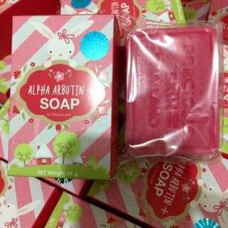ALPHA ARBUTIN SOAP