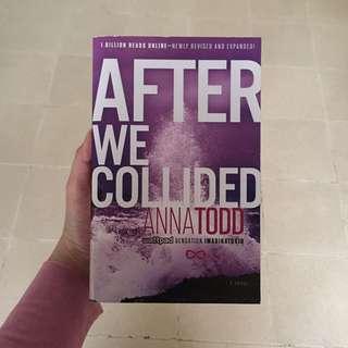 (novel Import) After We Collided