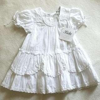 Bebe Dress 0-6 months