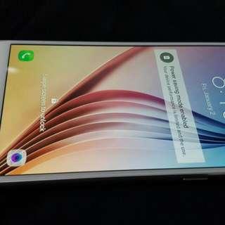 Repriced: White 32GB S6