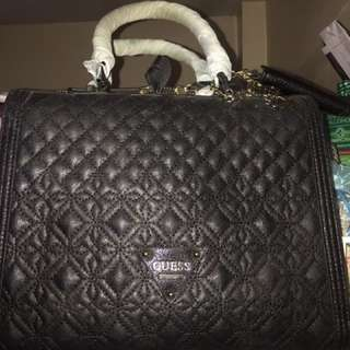 Authentic Guess Black Bag