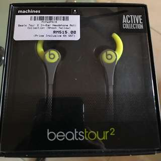Beats Tour 2 (Original)
