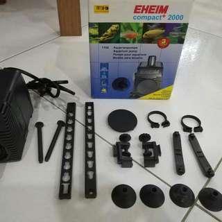 Eheim Compact+ 2000 aquarium pump (1000-2000 l/h)